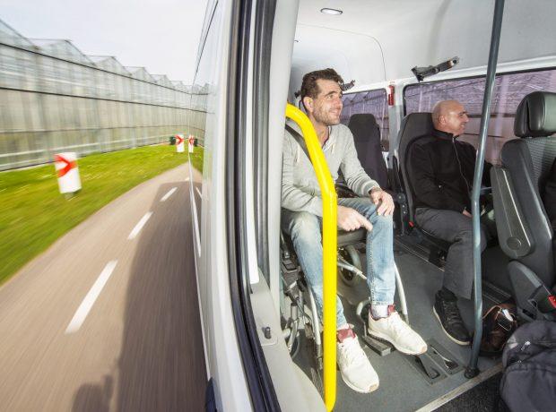 PAQT Portaal voor beheer van vervoerscontracten