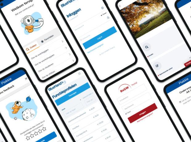 PAQT mobiele apps