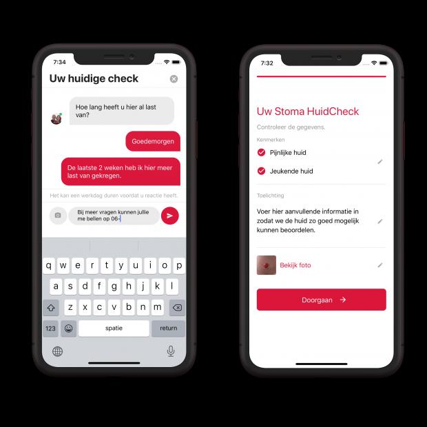 PAQT Mobiele app op maat